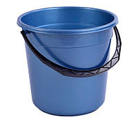 Ведро пластиковое 15л без крышки, фото 1