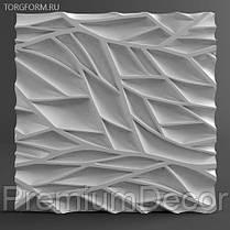 Гипсовые 3Д/3D панели ПРОПУС, фото 3