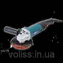 Угловая шлифовальная машина c регулятором Зенит Профи ЗУШ-125/1100РС