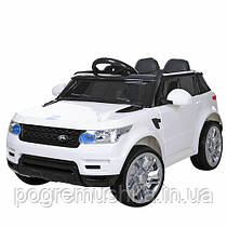 Детский электромобиль Машина «Land Rover» M 3402EBLR-1 Белый