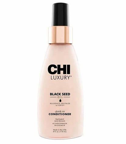 Кондиционер увлажняющий несмываемый CHI Luxury Black Seed Leave-in Conditioner 118 мл, фото 2
