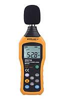 Шумомер HYELEC MS6708 MT-4618  30-130 dB ±  1.5 dB с защитой от влаги и пыли (PR0116)