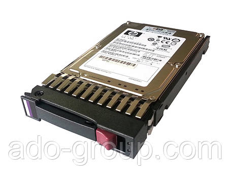 "597609-002 Жесткий диск HP 450GB SAS 10K 6G DP 2.5"", фото 2"