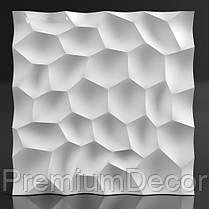 Гипсовые 3Д/3D панели СЛОУП, фото 3