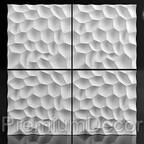 Гипсовые 3Д/3D панели СЛОУП, фото 2