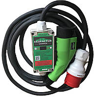 Зарядка, зарядний пристрій Переносна зарядка Ecofactor AC-32JM