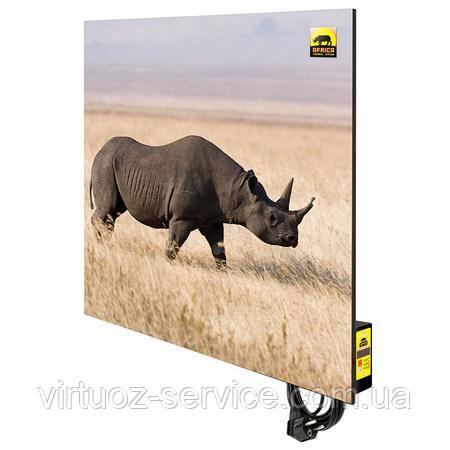 Керамический обогреватель Africa X900 (термостат + таймер) с рисунком