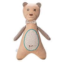 Інтерекативна іграшка для сну Myhummy Хлопчик Коричневий (0004)