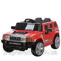 Детский электромобиль Машина «Hummer» M 3403EBLR-3 (Красный)