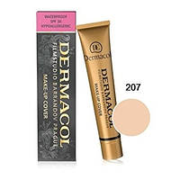 Тональный крем с повышенными маскирующими свойствами Dermacol  207