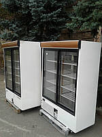 Холодильный шкаф - витрина Cold S 1400 б/у, шкафчик холодильный б у, холодильный шкаф купе б/у, фото 1