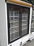 Холодильный шкаф - витрина Cold S 1400 б/у, шкафчик холодильный б у, холодильный шкаф купе б/у, фото 2