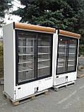 Холодильный шкаф - витрина Cold S 1400 б/у, шкафчик холодильный б у, холодильный шкаф купе б/у, фото 3