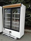 Холодильный шкаф - витрина Cold S 1400 б/у, шкафчик холодильный б у, холодильный шкаф купе б/у, фото 6