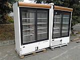Холодильный шкаф - витрина Cold S 1400 б/у, шкафчик холодильный б у, холодильный шкаф купе б/у, фото 5