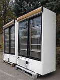 Холодильный шкаф - витрина Cold S 1400 б/у, шкафчик холодильный б у, холодильный шкаф купе б/у, фото 7