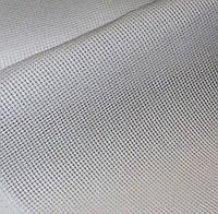 Тканина для вишивання біла (велика клітинка)
