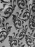Шторы из  Гобелена двухстороннего  Черно - белые, фото 5