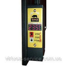 Стеклокерамический обогреватель Africa X760 (термостат + таймер) Черный, фото 2
