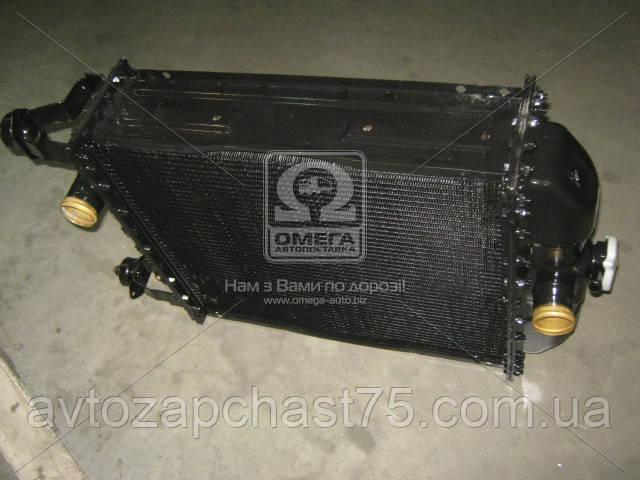 Радиатор водяного охлаждения МТЗ 1221, Мтз 1222 с двигателем Д 260.2 (5-ти.рядный) производство г.Оренбург