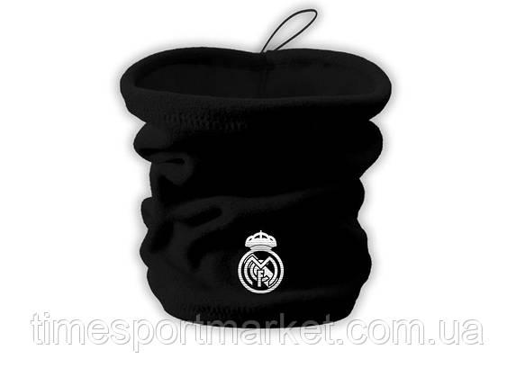 Горловик (Баф) Реал Мадрид черный, фото 2
