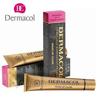 Dermacol - тональный крем (светлый розово - персиковый 207)  тональний крем