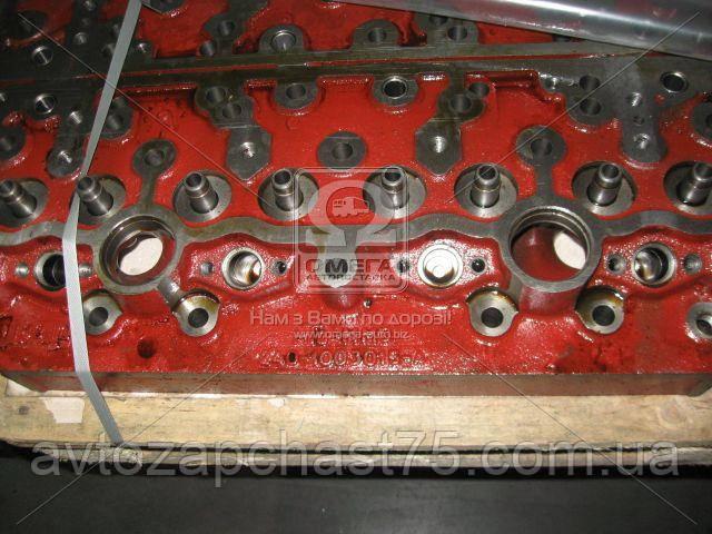 Головка блока Д 240, Д 243  МТЗ  без клапанов (производитель Минский моторный завод, Беларусь)