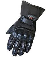 Зимние мотоперчатки Mad Bike TF-01 Черный