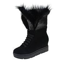 Стильные ботинки женские зимние размеры 36-40