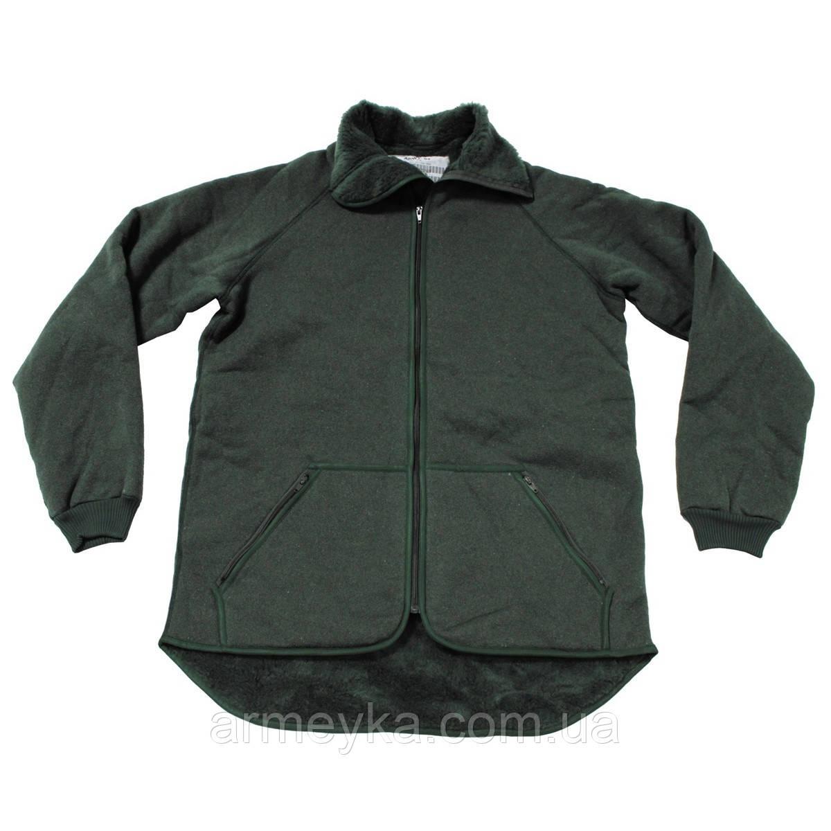 Меховой утеплитель (кофта) для парки/куртки. ВС Нидерладнов, оригинал.