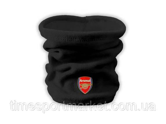 Горловик (Баф) Арсенал черный, фото 2