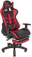 Кресло Коннект AnyFix черно-красный, фото 1