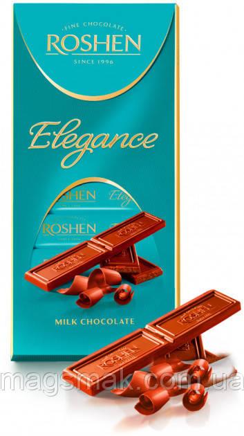 Шоколад Roshen Elegance Темний молочний 100 г