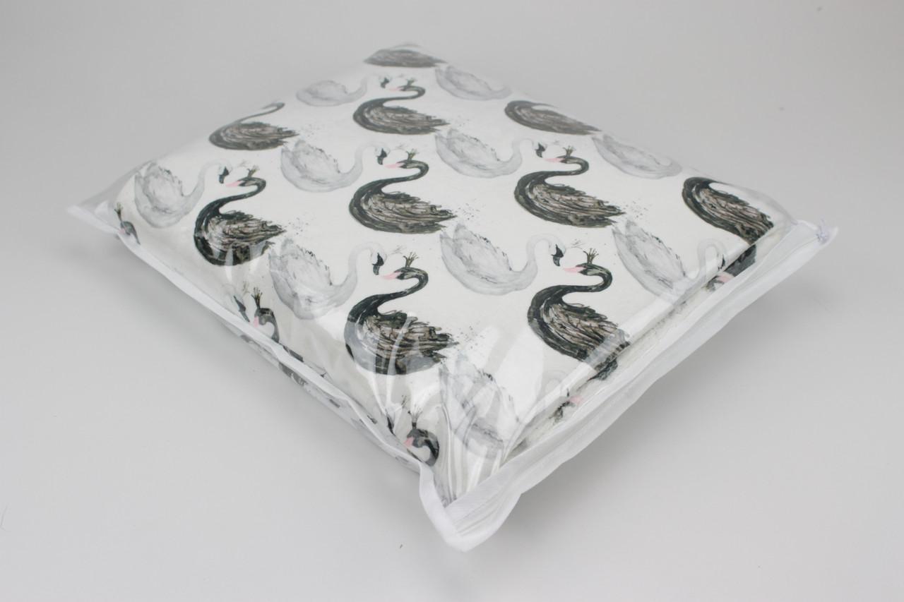 Упаковка для текстиля, сумка-упаковка для постели 35*43 см №-ПВХ-6