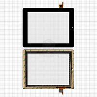 Сенсор Prestigio Multipad 2 Ultra Duo 8.0 3G Pmp 7280C 3G|Оригинал|Черный
