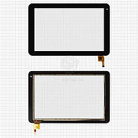 Сенсор Prestigio Multipad 4 Quantum 10.1 Pmp 5101C|Оригинал|Черный
