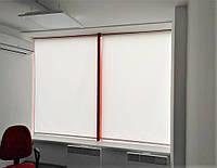 Текстильное оформление офисного помещения АШАН 14