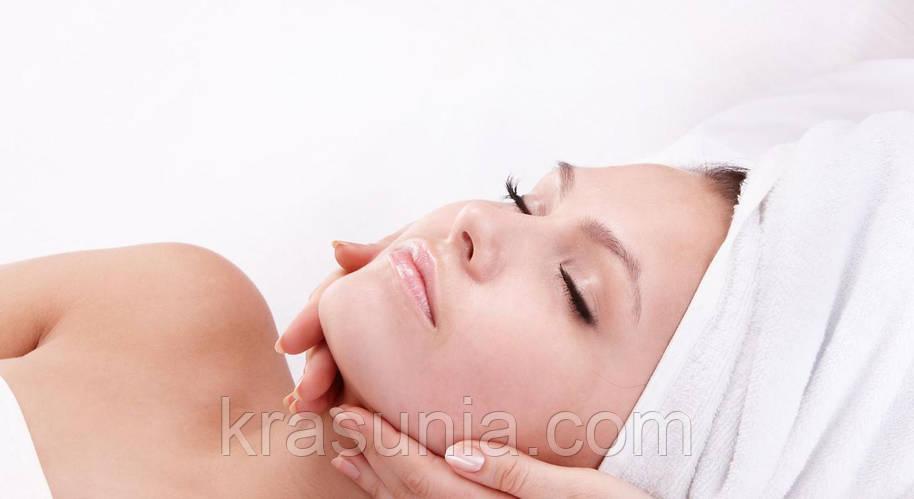 Гигиенический массаж лица