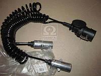 Кабель (RD 81.01.45) ABS двойной 7/15 (штекер металл) (RIDER)