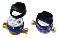 """Счетчики Powogaz квартирные для холодной воды серии """"SMART"""" муфтовые Ду15 L=110 мм."""