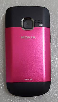 Корпус для Nokia C3-00 rose, фото 2