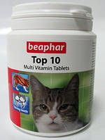 Beaphar (Биафар) TOP 10 - витамины для кошек