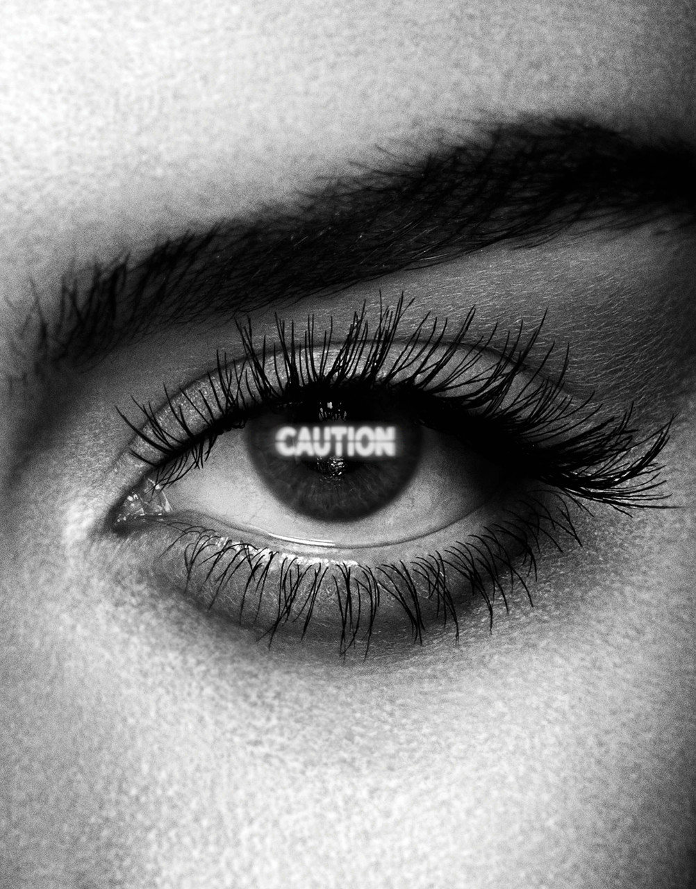 Объемная тушь HOURGLASS Caution Extreme Lash Mascara