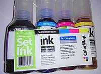 Чернила для Epson L4160 Colorway комплект 127мл+3х70мл (CW-EP415/EW415SET01)