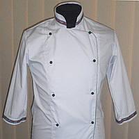 Куртка повара с орнаментом