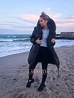 Женская зимняя куртка «Зефирка» силикон 300 новинка 2019, фото 1