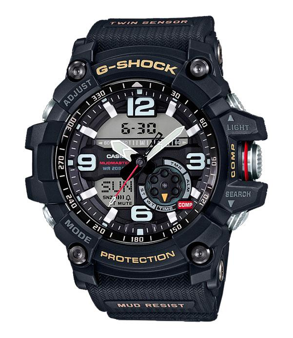 ЧАСЫ CASIO G-SHOCK GG-1000 BLACK AAA