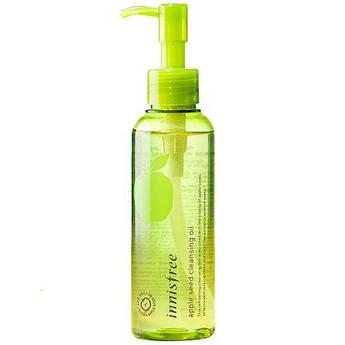 Гидрофильное масло с экстрактом яблока Innisfree Apple Seed Cleansing Oil