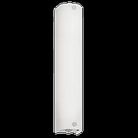 Настенный светильник EGLO Mono 85338 2х40Вт Е14 металл/серебро