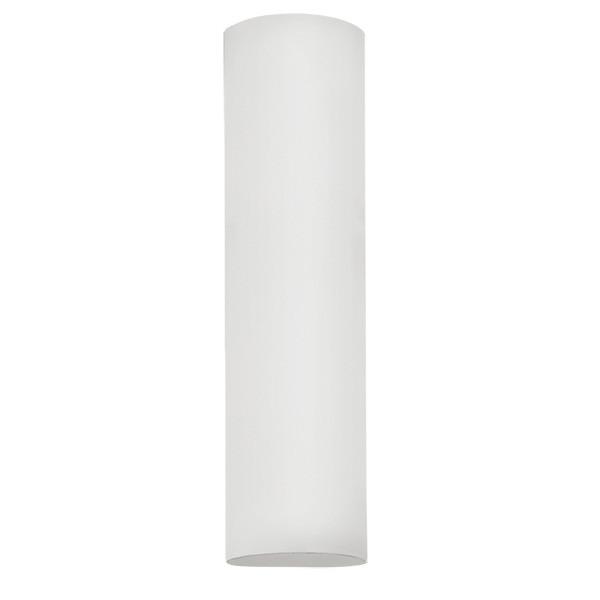 Бра EGLO Zola 83407 1х40Вт Е14 280мм белый/стекло